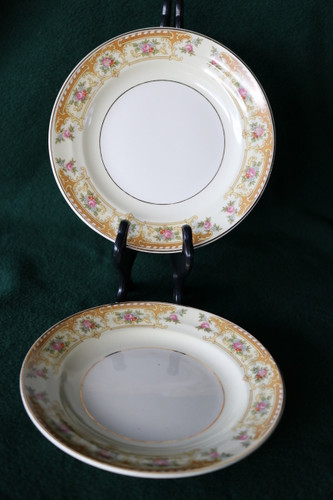 Crown Potteries Co Bread & Butter Plate
