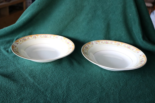 Crown Potteries Co Soup Bowl