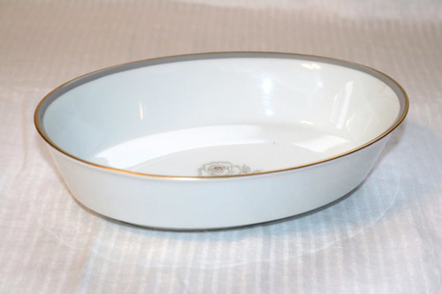 Noritake Blair Rose Oval Vegetable Serving Bowl