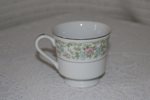 Fine China of Japan Idylic Coffee Cup