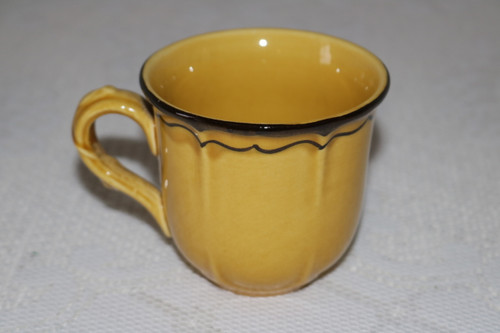 Metlox La Mancha Gold Coffee Cup