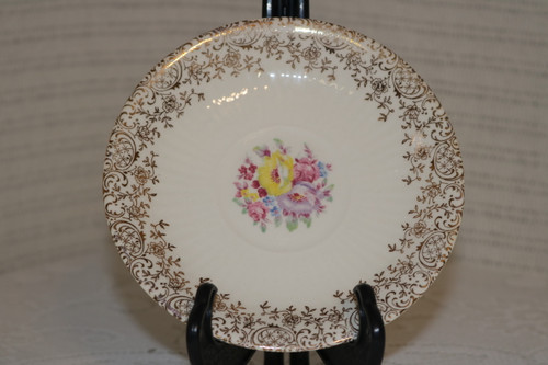 American Homes Dinnerware Dolores Saucer