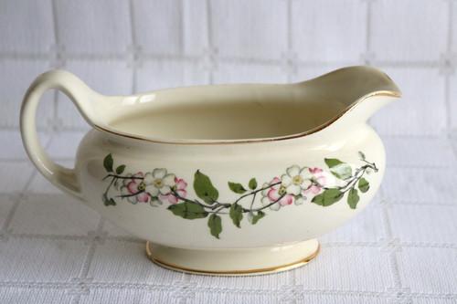 Homer Laughlin Co N1798 Gravy Boat