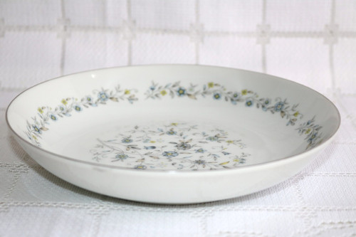 Acsons Diamond China Chantilly  Soup Bowl