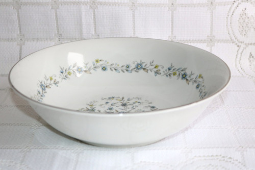Acsons Diamond China Chantilly  Round Vegetable Serving Bowl