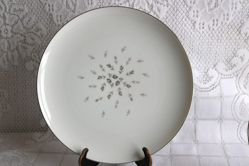 Sango China Boutonniere Dinner Plate