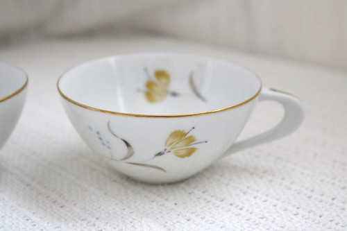 Sango China Coffee Cup