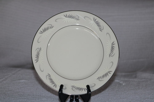 Flintridge China Continental White Salad Plate