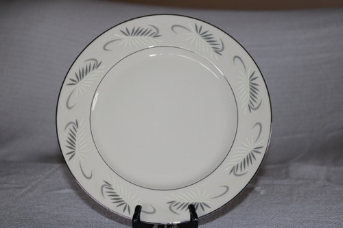 Flintridge China Continental White Dinner Plate