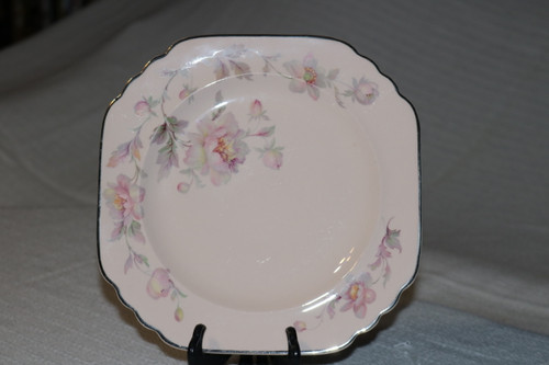 Limoges Silver Moon Dinner Plate