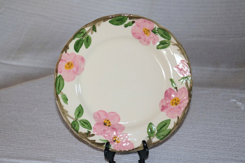 Franciscan Desert Rose Dinner Plate