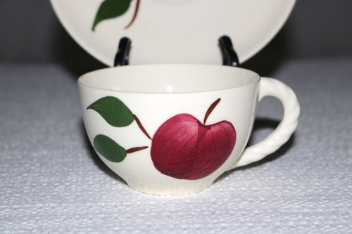 Blue Ridge Southern Pottery Arlington Apple Coffee Cup