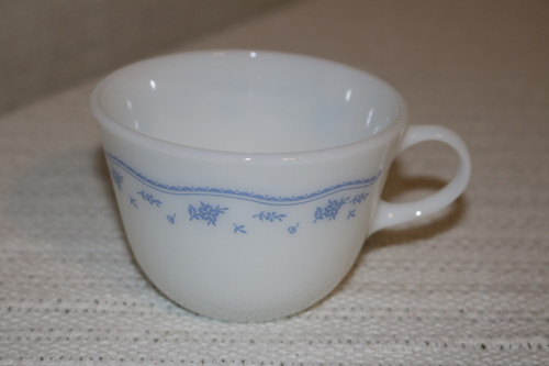 Corelle Corning Morning Blue Coffee Cup