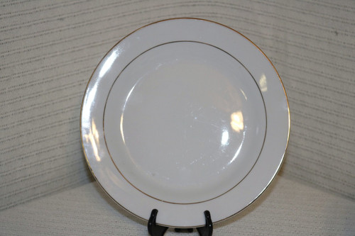 Signature Housewares, Inc. Aspen Gold Dinner Plate