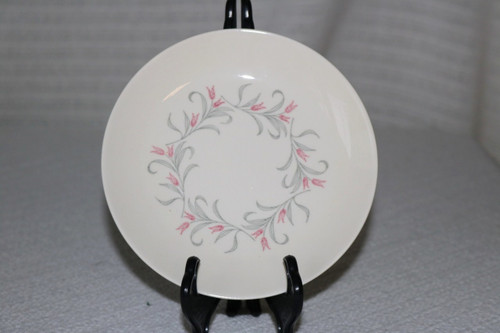 Homer Laughlin Co Tulip Wreath Bread & Butter Plate