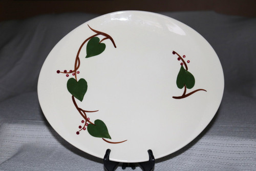 Blue Ridge Southern Pottery Stanhome Ivy Oval Serving Platter