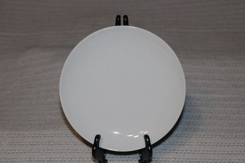Corning White Coupe Bread & Butter Plate