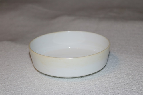 Corning White Coupe Cereal Bowl