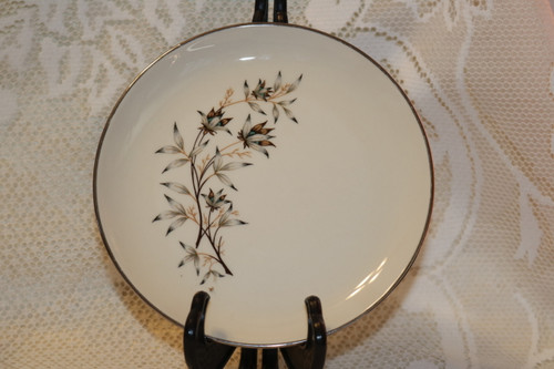 Holiday Heirloom Fine China Autumn Holiday Bread & Butter Plate
