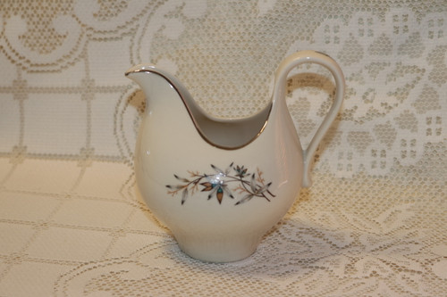 Holiday Heirloom Fine China Autumn Holiday Creamer