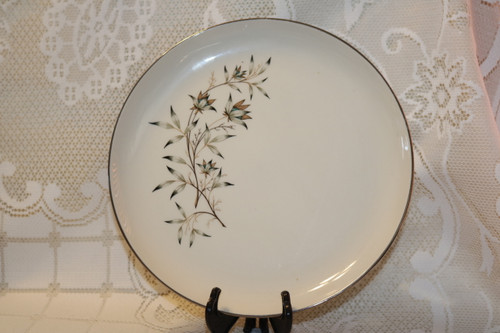 Taylor, Smith & Taylor -T S & T Candlelight Dinner Plate