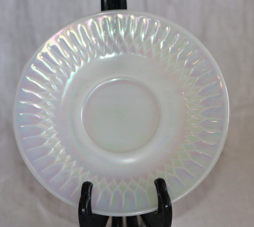 Federal Moonglow Saucer