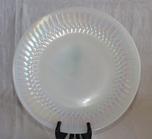 Federal Moonglow Dinner Plate