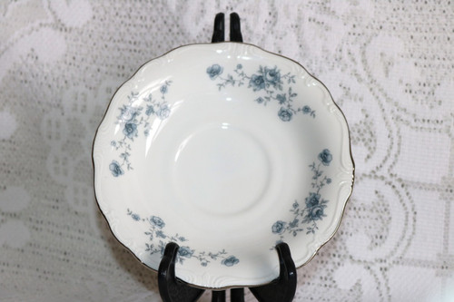 Johann Haviland Blue Garland - Traditions Saucer