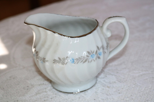 Kessington Fine China Springtime Creamer