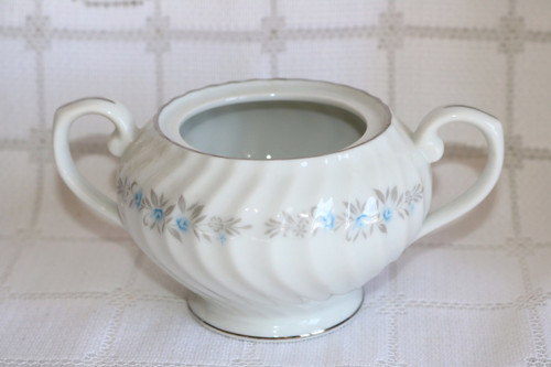 Kessington Fine China Springtime Sugar Bowl without Lid