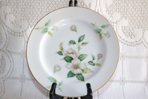 Sango China Apple Blossom Bread & Butter Plate