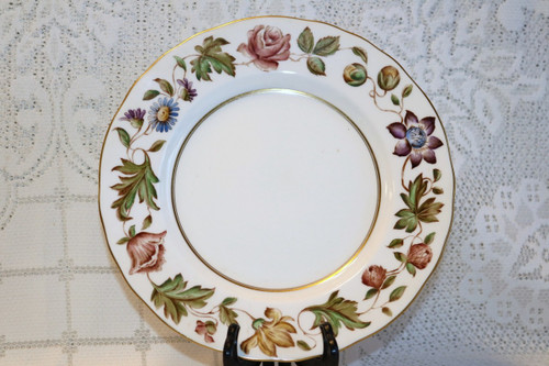 Royal Worcester Virginia Luncheon Plate