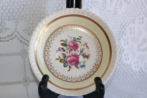 Johnson Brothers Victorian Rose Saucer