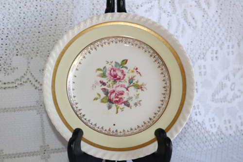 Johnson Brothers Victorian Rose Bread & Butter Plate
