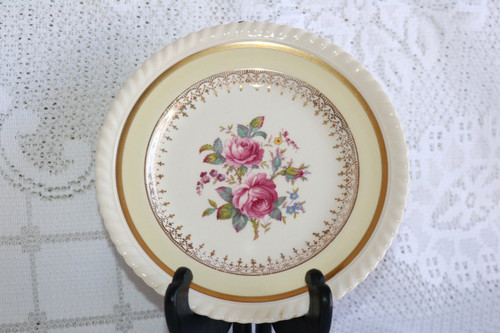 Johnson Brothers Victorian Rose Salad Plate