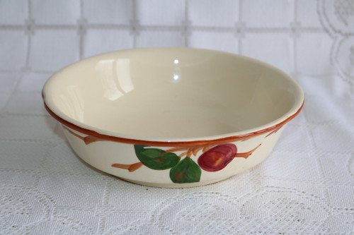 Franciscan Apple (U.S.A.) Round Vegetable Serving Bowl