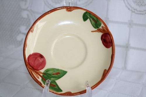 Franciscan Apple (U.S.A.) Saucer