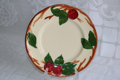 Franciscan Apple (U.S.A.) Salad Plate