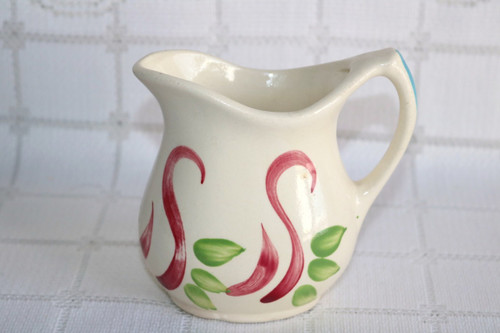 R.R.P Co - Roseville Creamer Pitcher
