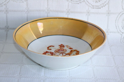 Celebrate Round Vegetable Serving Bowl