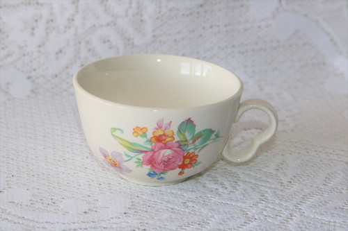 Crown Potteries Co 7365 Coffee Cup