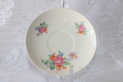 Crown Potteries Co 7365 Saucer