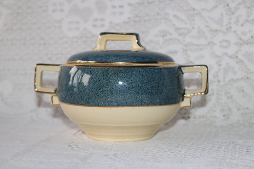Johnson Brothers Sugar Bowl with Lid