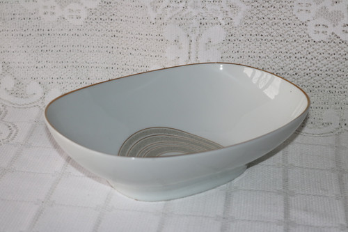 Noritake Samara Oval Vegetable Serving Bowl