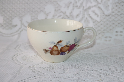 Royal Taunton Autumn Fruit Coffee Cup