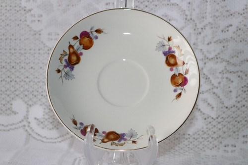 Royal Taunton Autumn Fruit Saucer