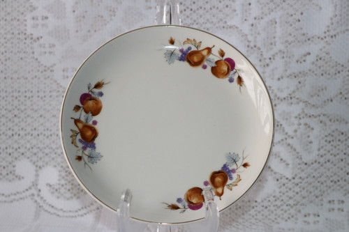Royal Taunton Autumn Fruit Bread & Butter Plate