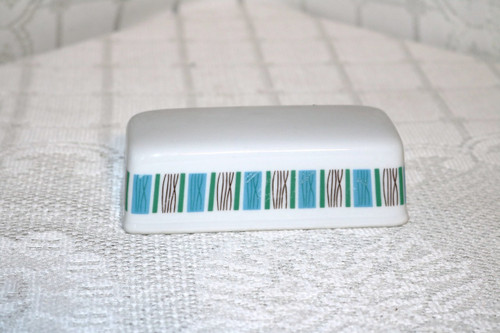 Harmony House Fine China Scandia 1/4 lb Butter Dish Cover
