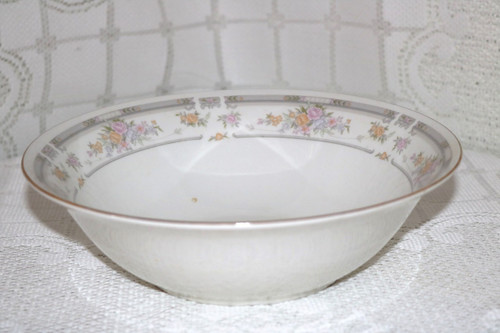 Farberware Stoneware Southhampton Round Vegetable Serving Bowl