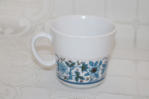Noritake Blue Moon Coffee Cup